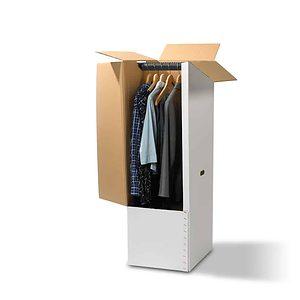 garderobedozen kledingdozen