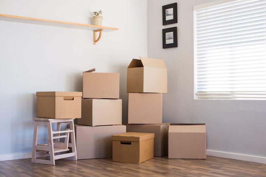 hoeveel verhuisdozen nodig